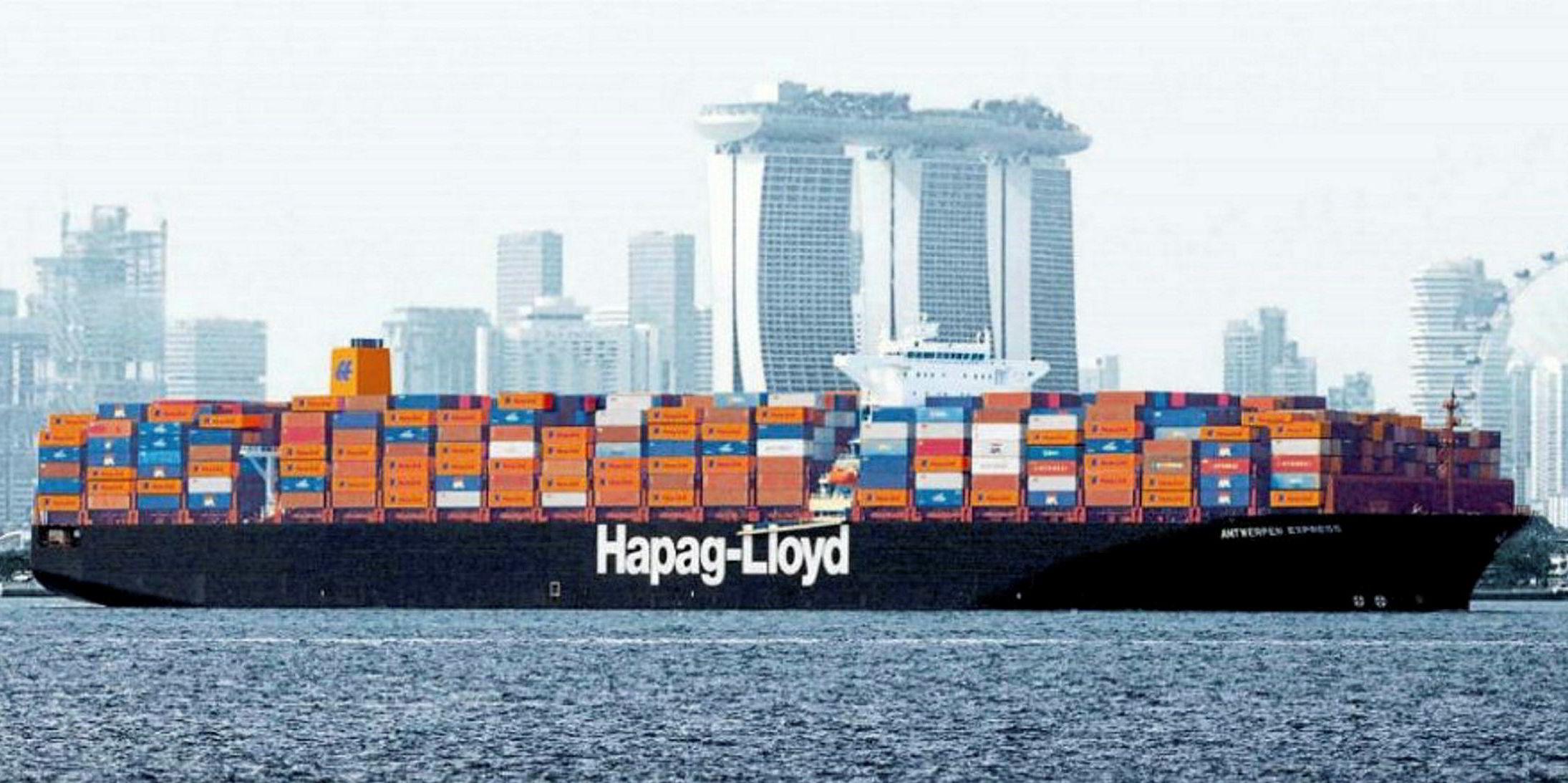erstklassiges echtes üppiges Design neue sorten Hapag-Lloyd seeks six supersize boxships in bid to stay ...