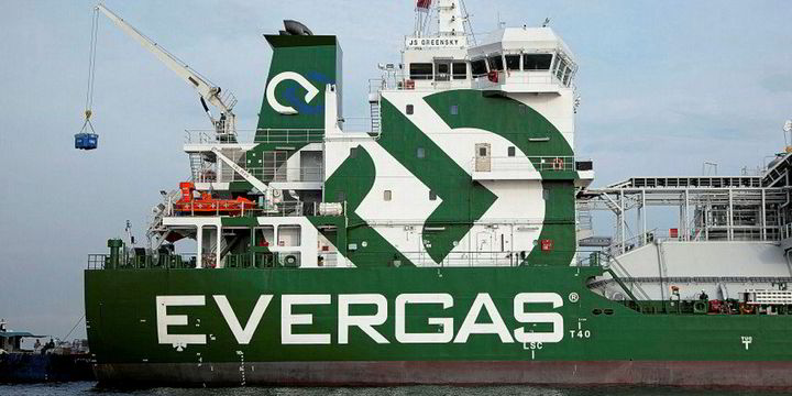 Evergas Sheds Loss-making Ethylene Carrier Fleet