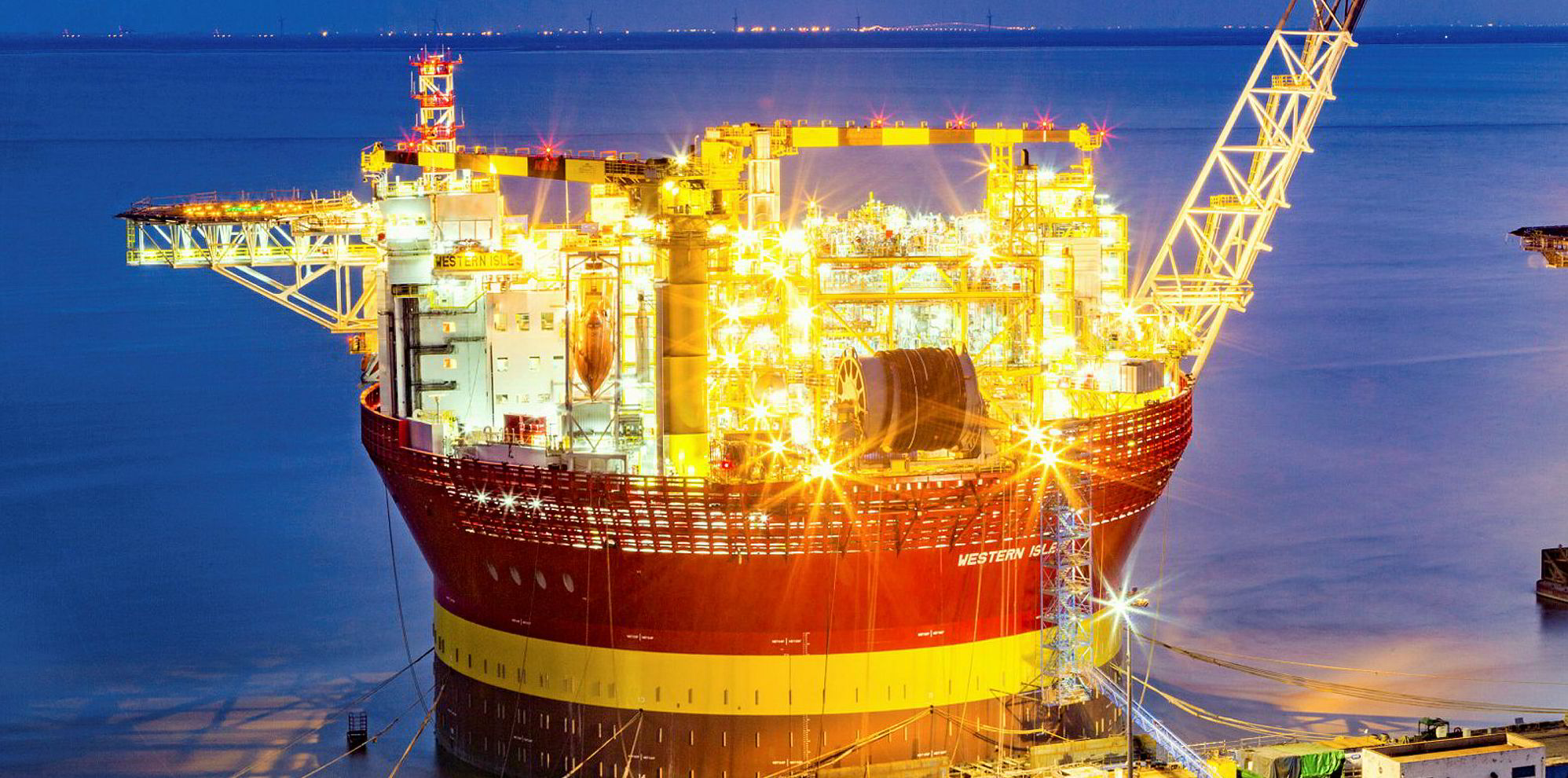 Sembcorp Marine seals FEED deal for Cambo cylindrical FPSO