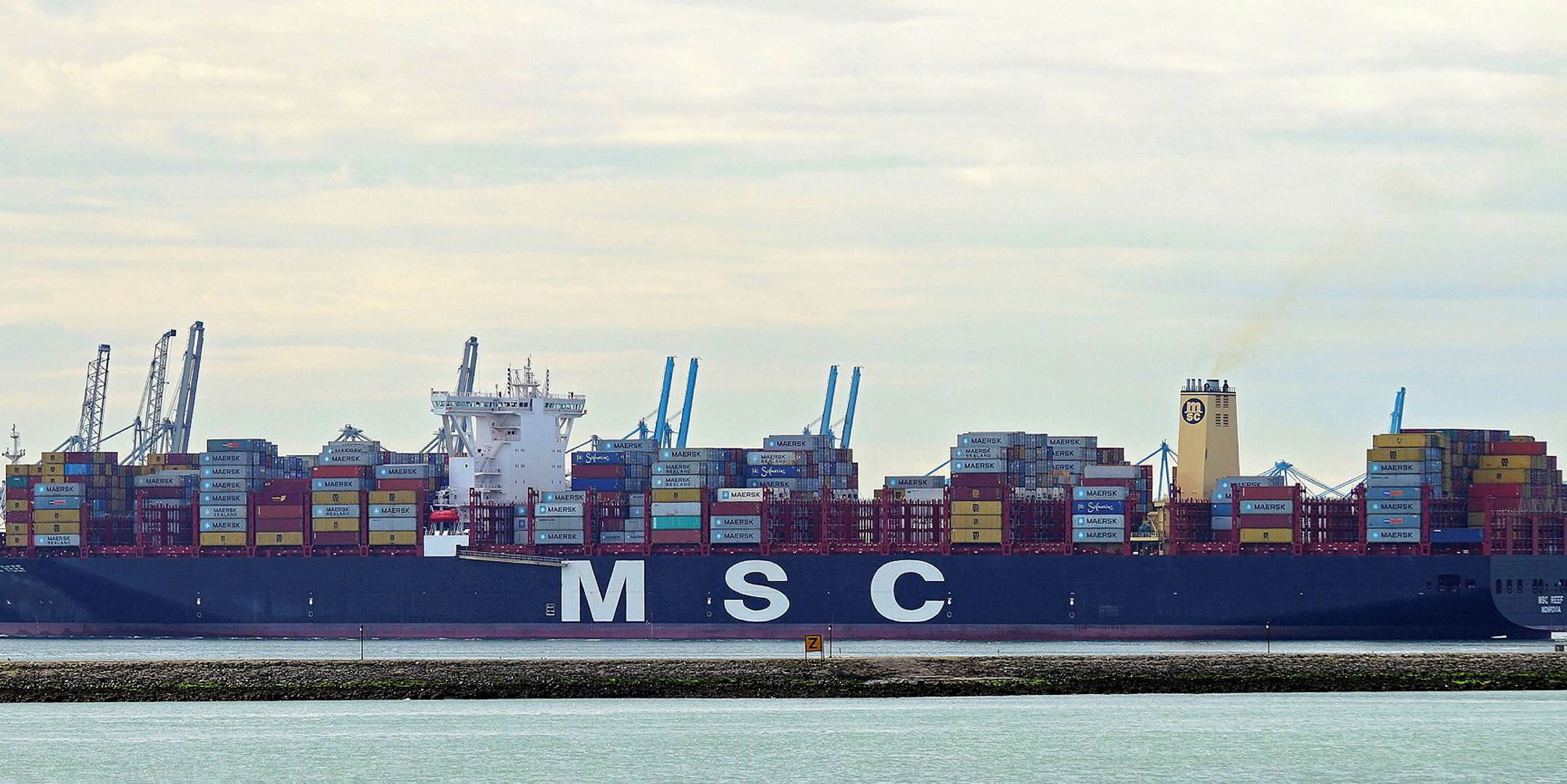 MSC denies chartering Eastern Pacific boxships | TradeWinds