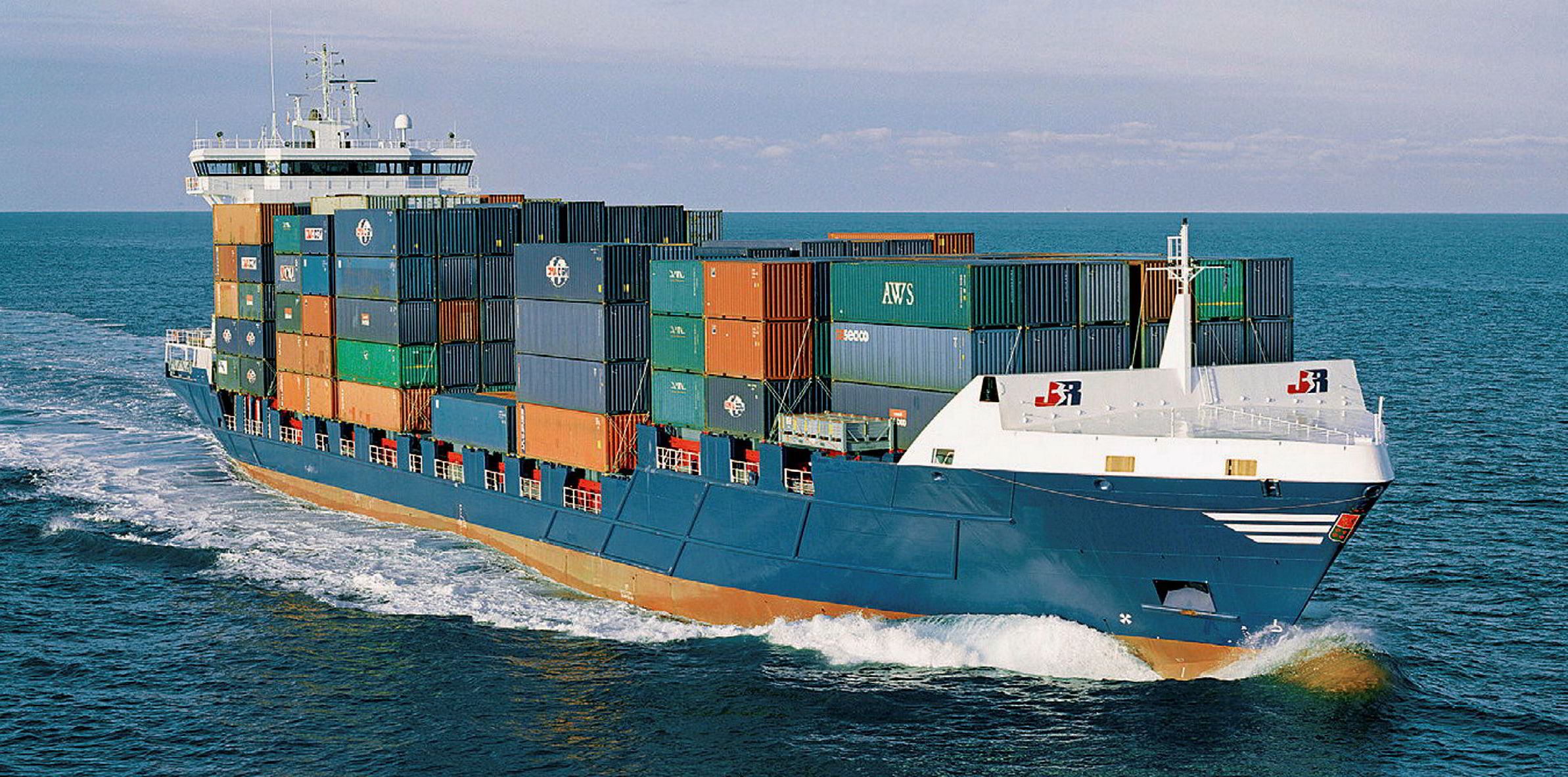 Dutch owner JR Shipping adds pair of container feederships ...