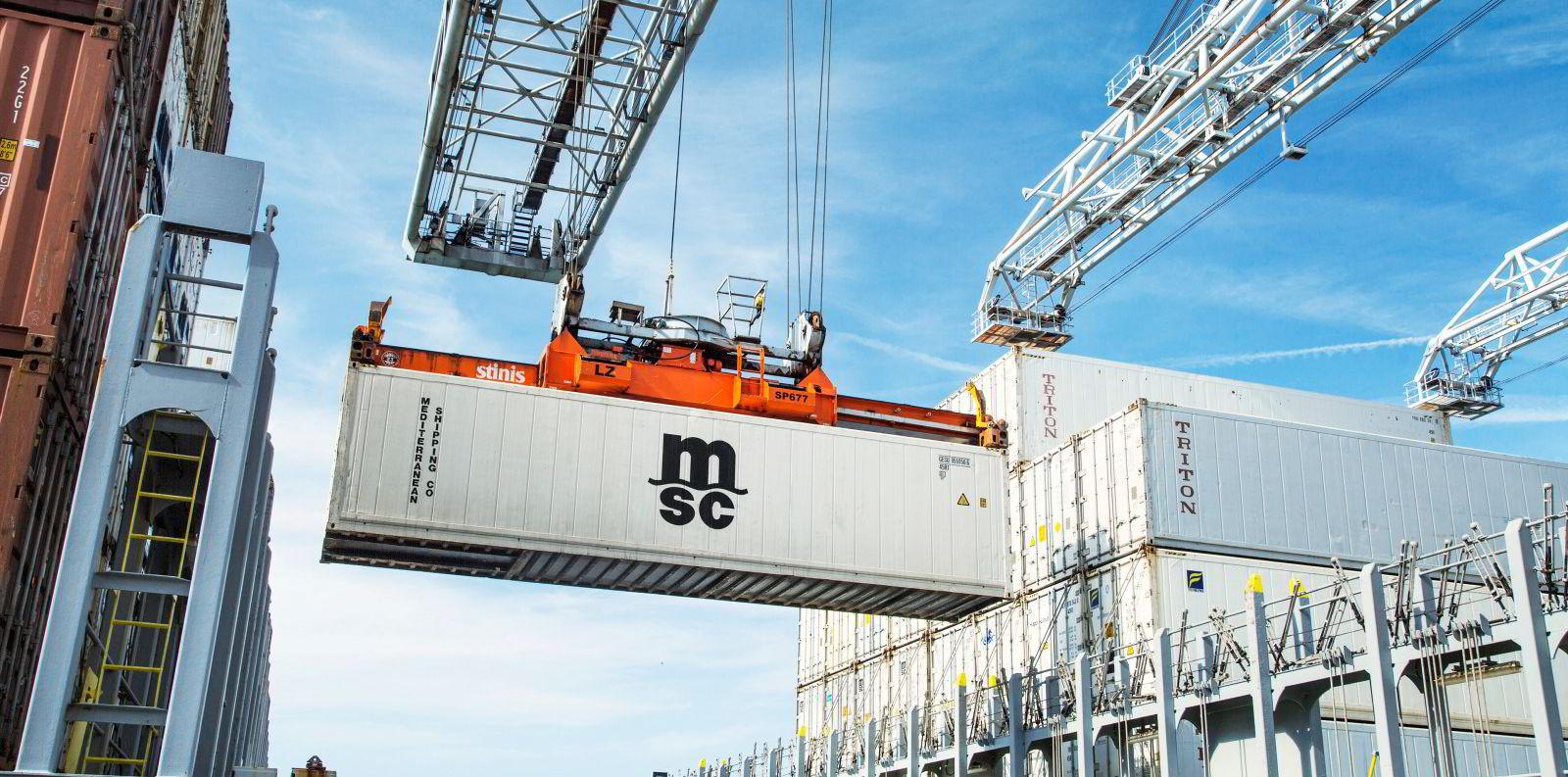MSC locks in Seaspan neo-panamax newbuildings on long-term ...