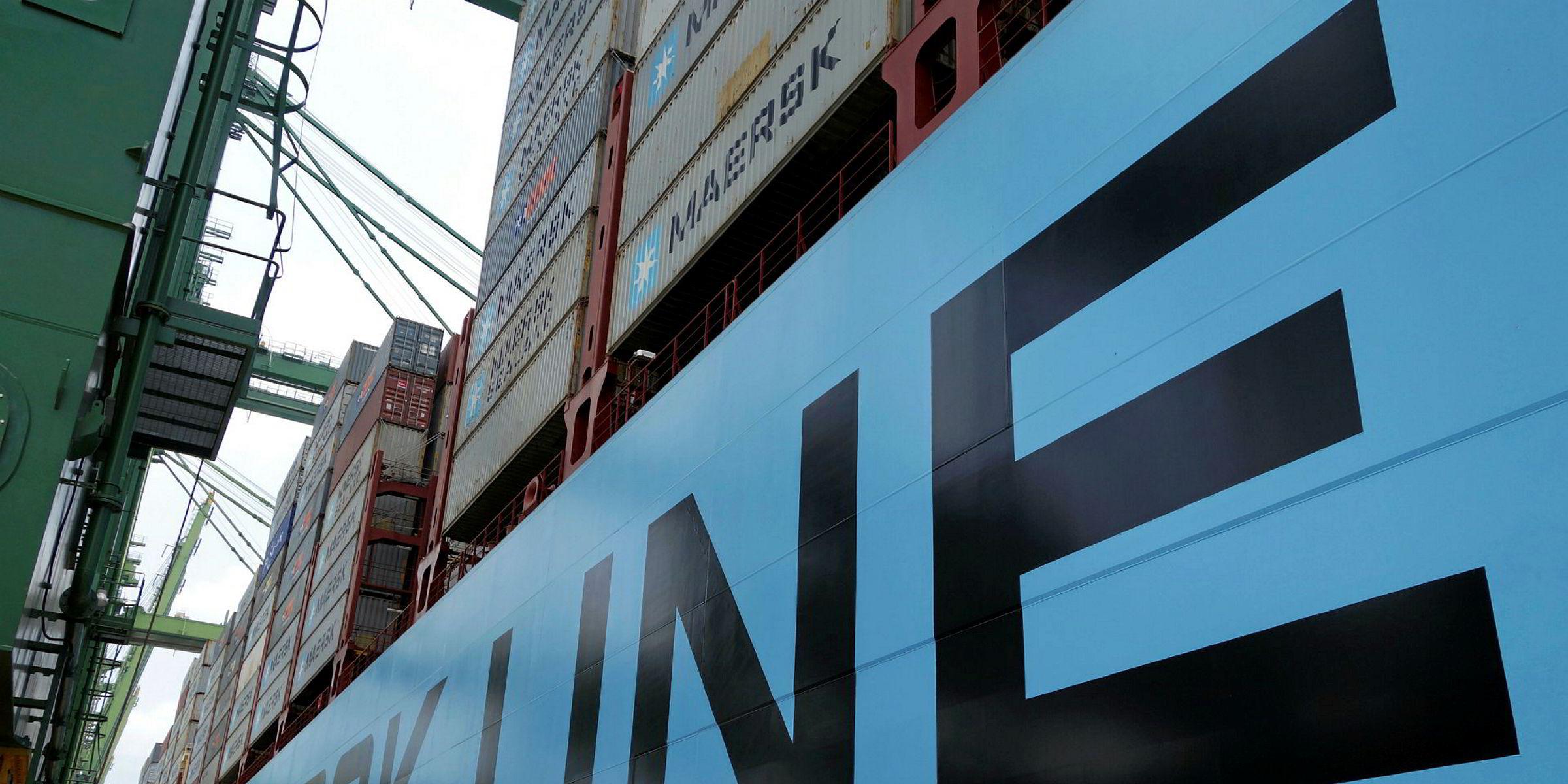 Maersk Line drops Russians on sanctions list | TradeWinds