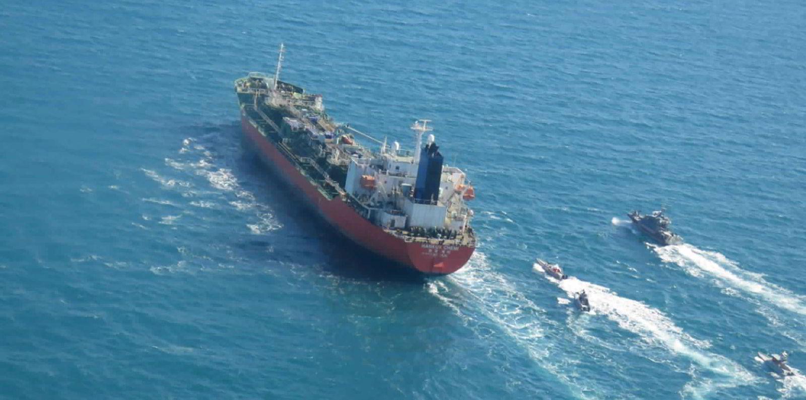 ILEGALNI PRIJEVOZ NAFTE! Iranski i panamski tankeri zaplijenjeni u Indoneziji!