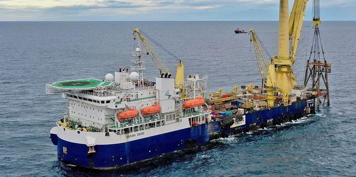 Chevron zeroes in on Thailand subsea pipeline prize - Upstream Online