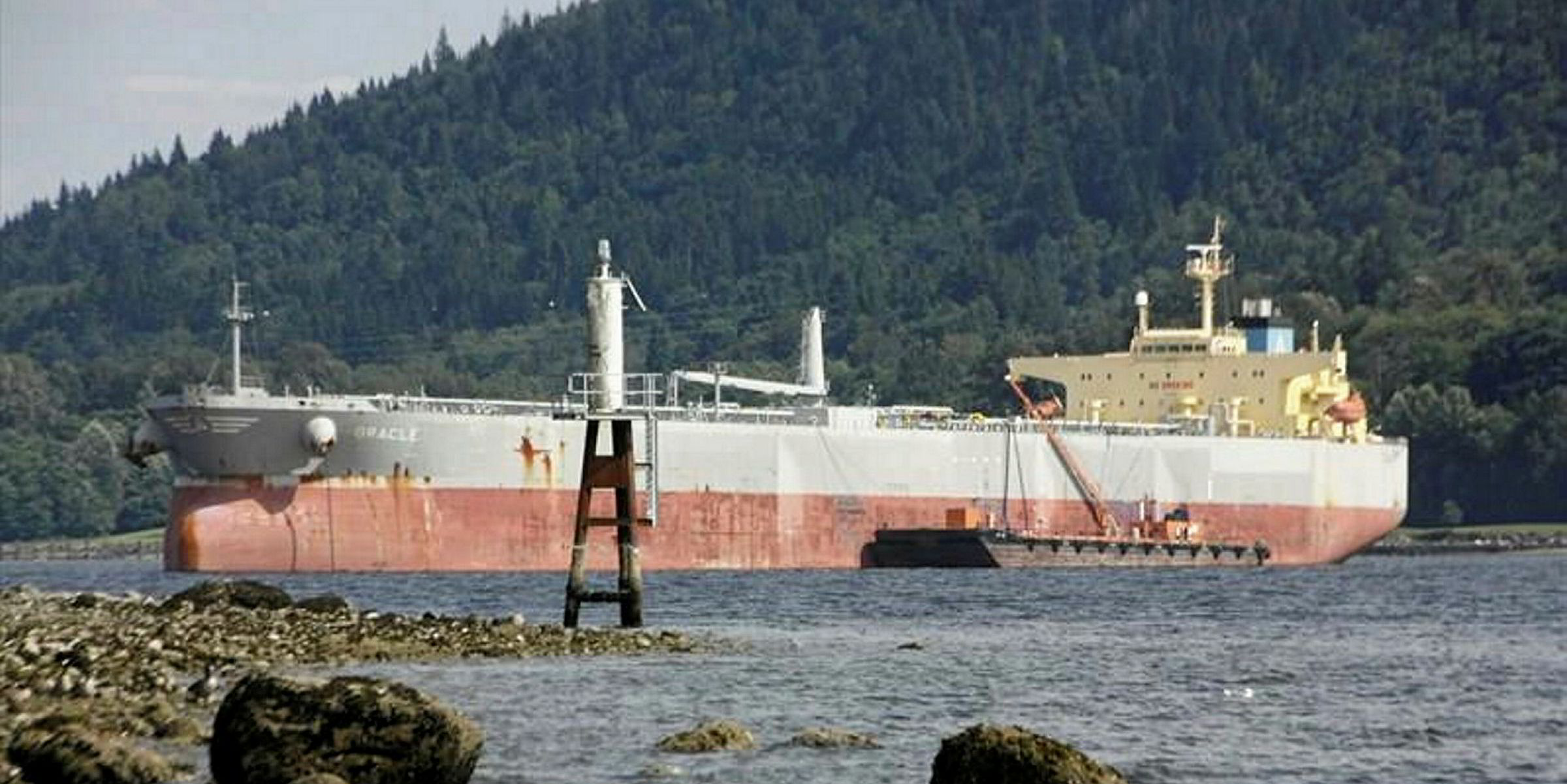Samos Steamship Strikes Charter Deal With Alaska Tanker Tradewinds