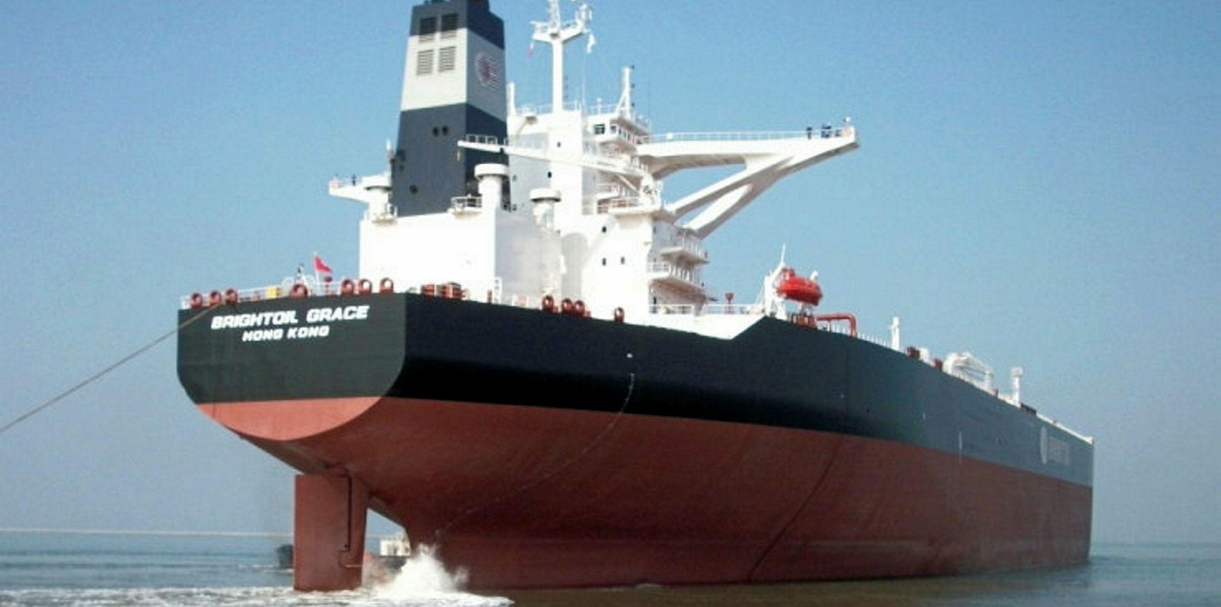 Credit Suisse arrests Brightoil Petroleum tankers in Singapore