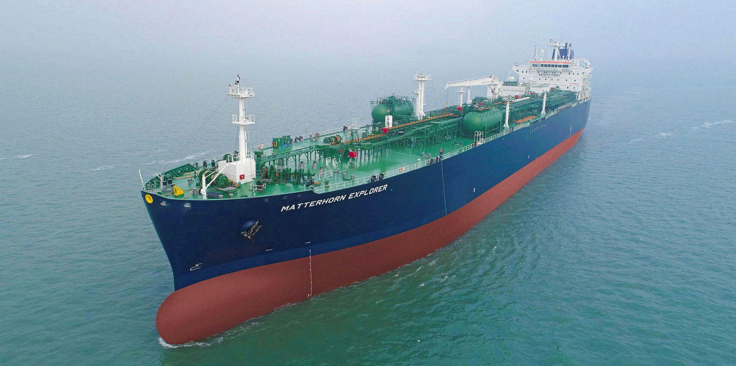 Trafigura in talks with Hyundai Heavy for LPG-fuelled VLGC