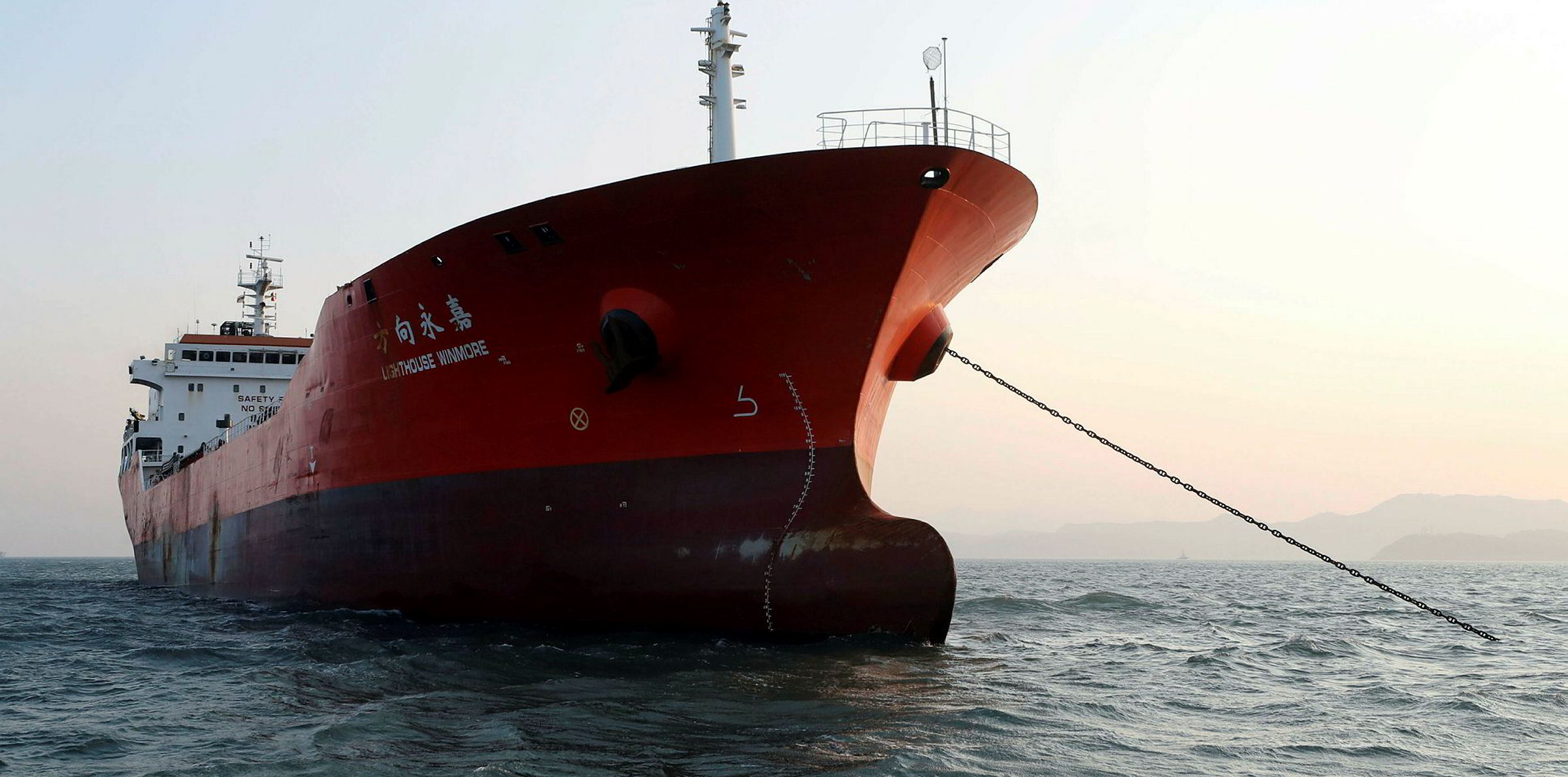 Shipowner questions Hong Kong flag over Lighthouse Winmore
