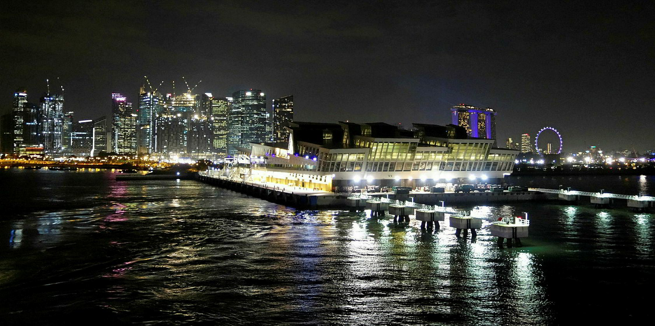 Cosco Singapore posts profit as focus shifts to logistics | TradeWinds