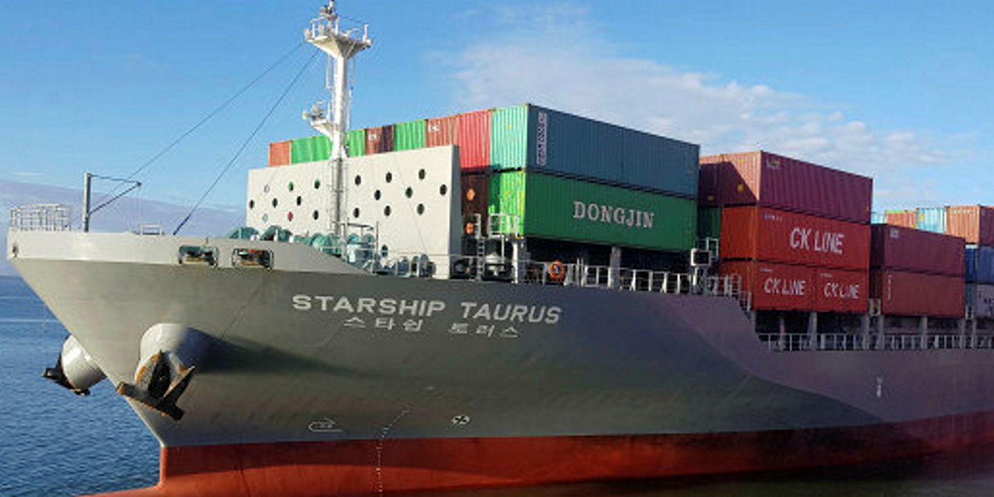 Owners order boxships at Dae Sun | TradeWinds