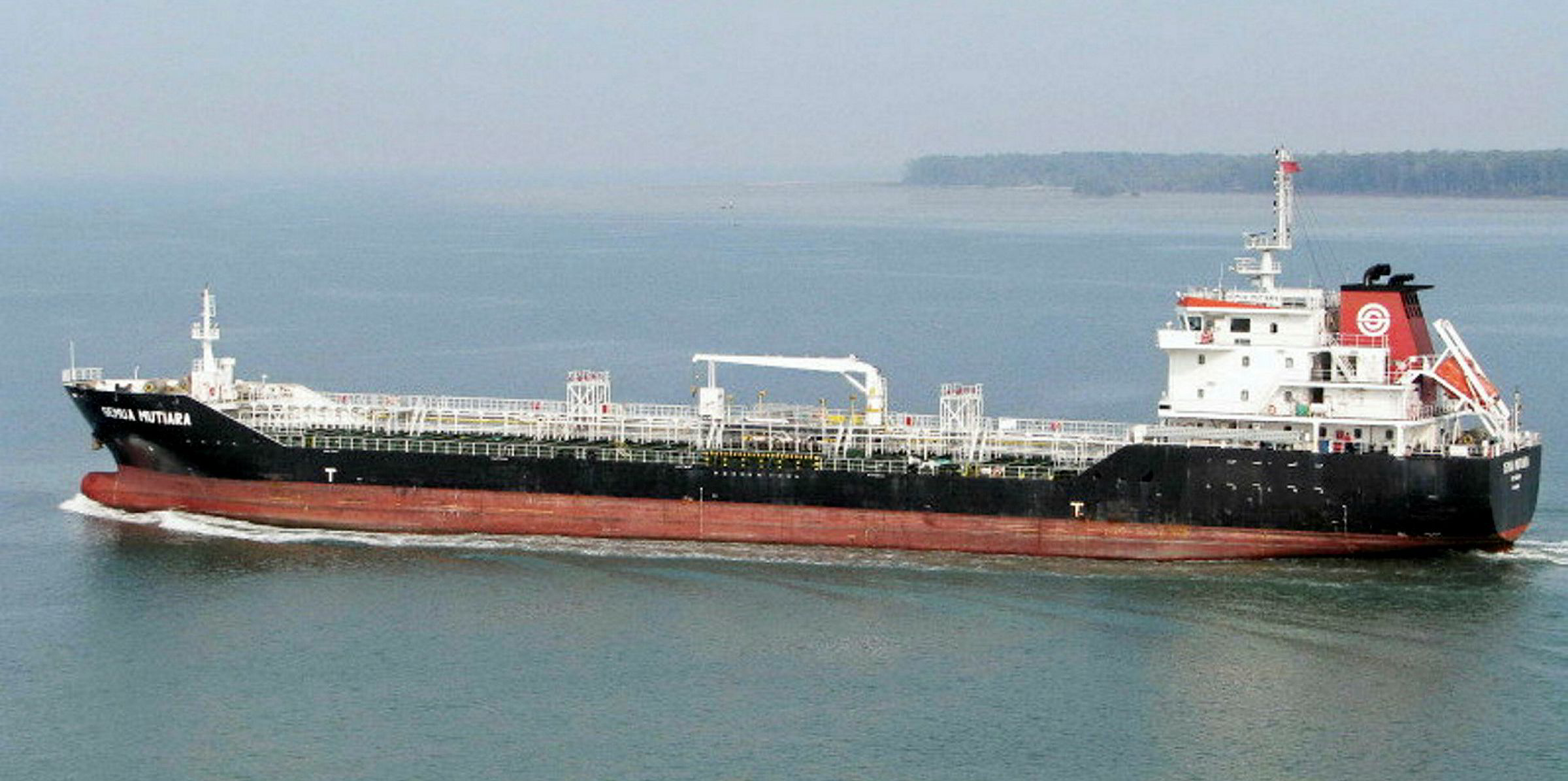Semua Shipping tanker up for auction | TradeWinds
