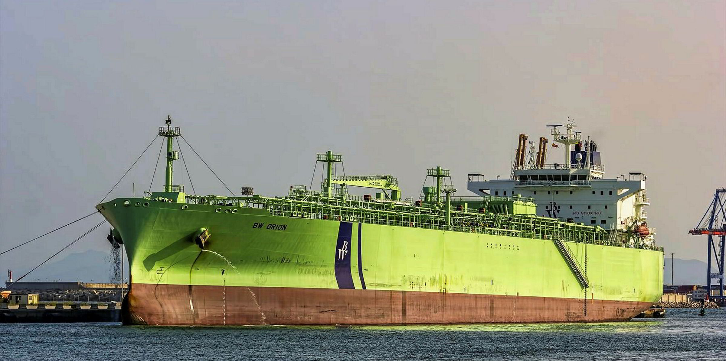 LPG bunkering begins to win favour from VLGC shipowners