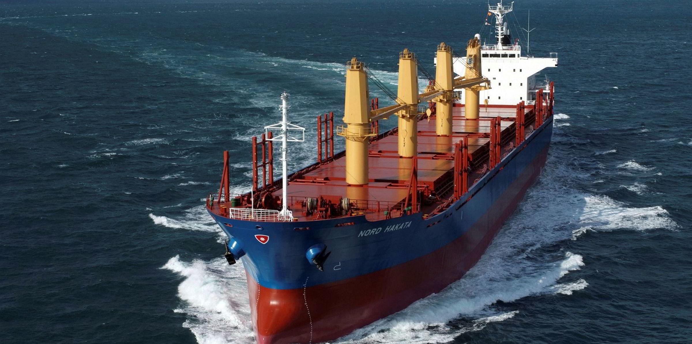Greeks renew dry bulk fleets with rare handy buys   TradeWinds