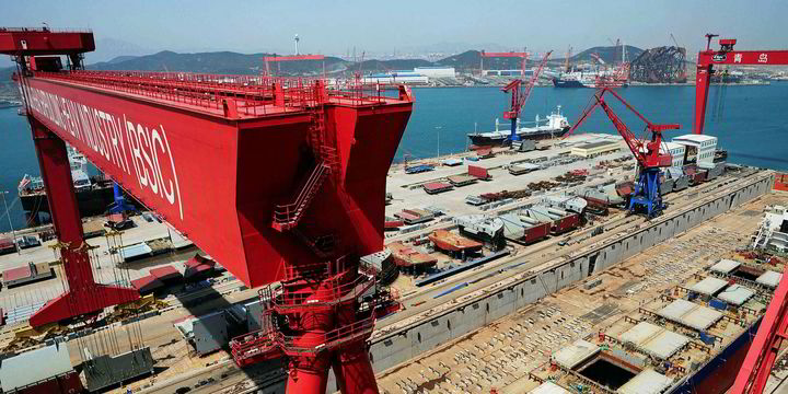 Tianyuan Logistics poised to sign $380m mini-cape order with