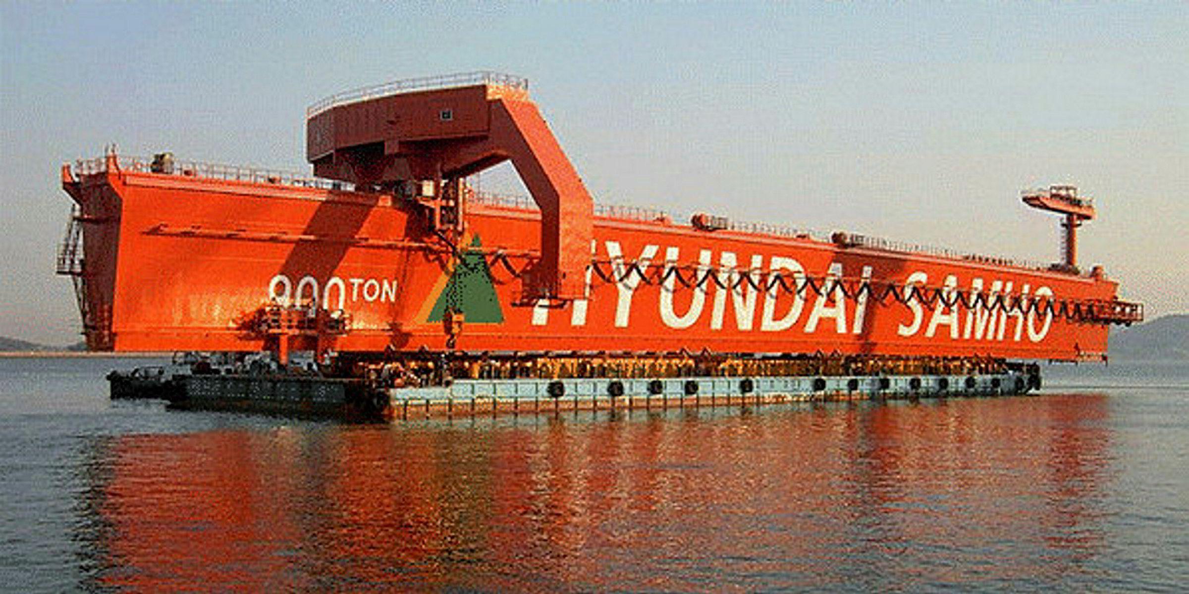 Sentek ventures into VLCC newbuilding territory | TradeWinds