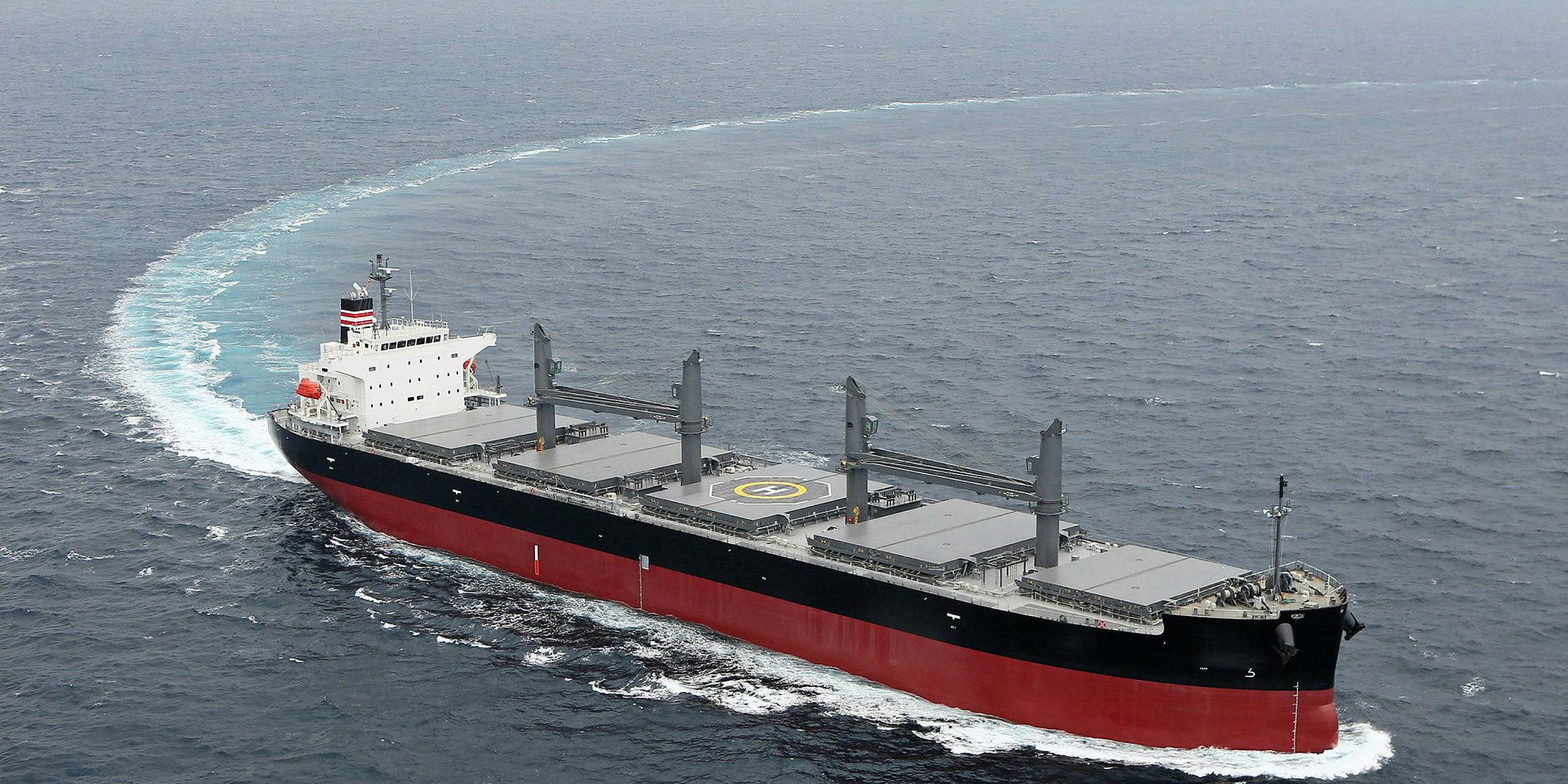 Bulkers take lion's share in scrubber fits | TradeWinds