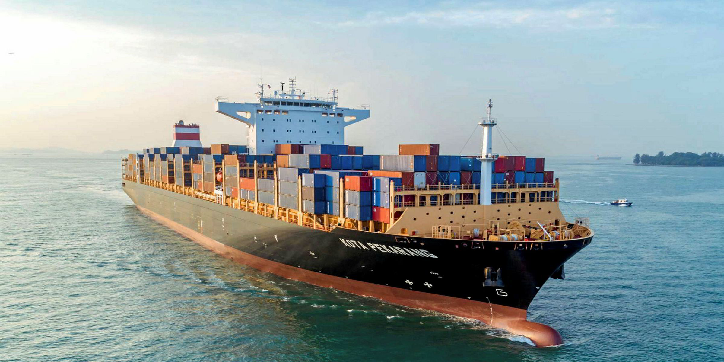 Niche outfit PIL not interested in big boxships | TradeWinds