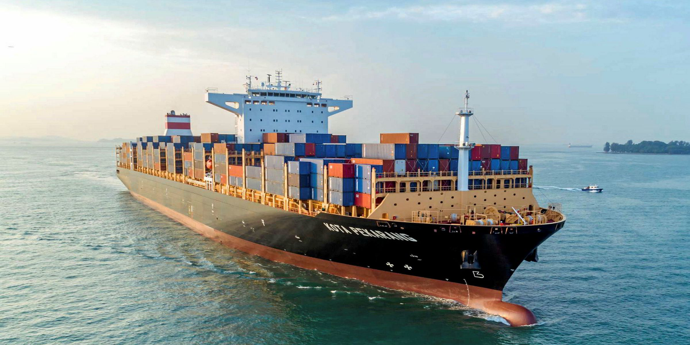Cosco and PIL ship swap deal swells past $400m | TradeWinds