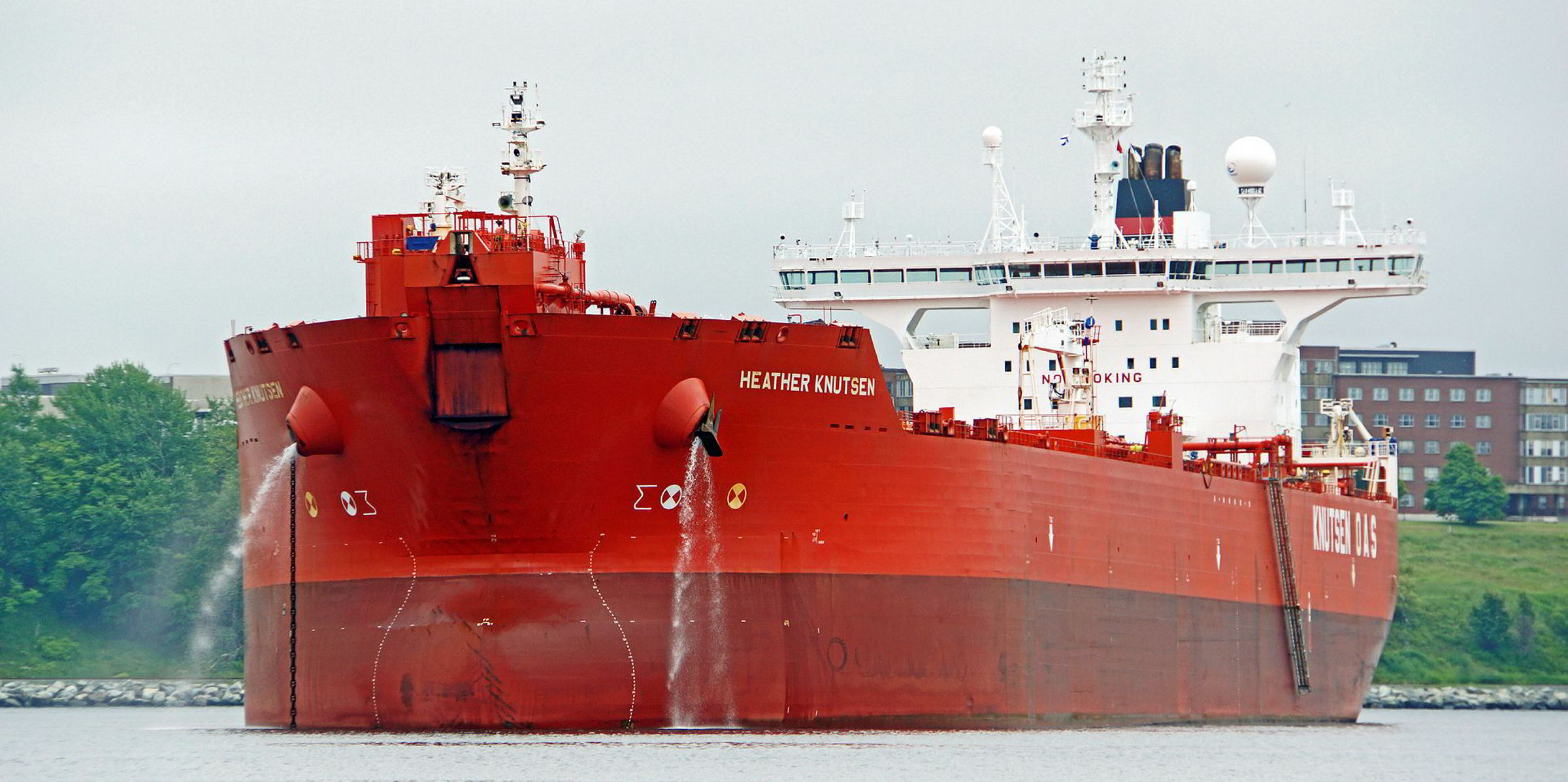 KNOT STS tanker accident revealed | TradeWinds