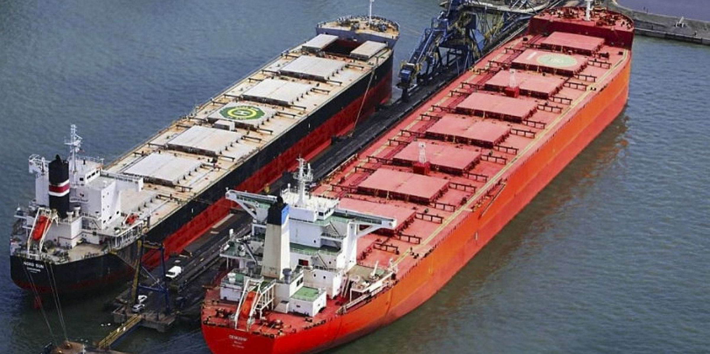 Baltic Capesize Index goes sub-zero as large bulkers trade at a loss |  TradeWinds
