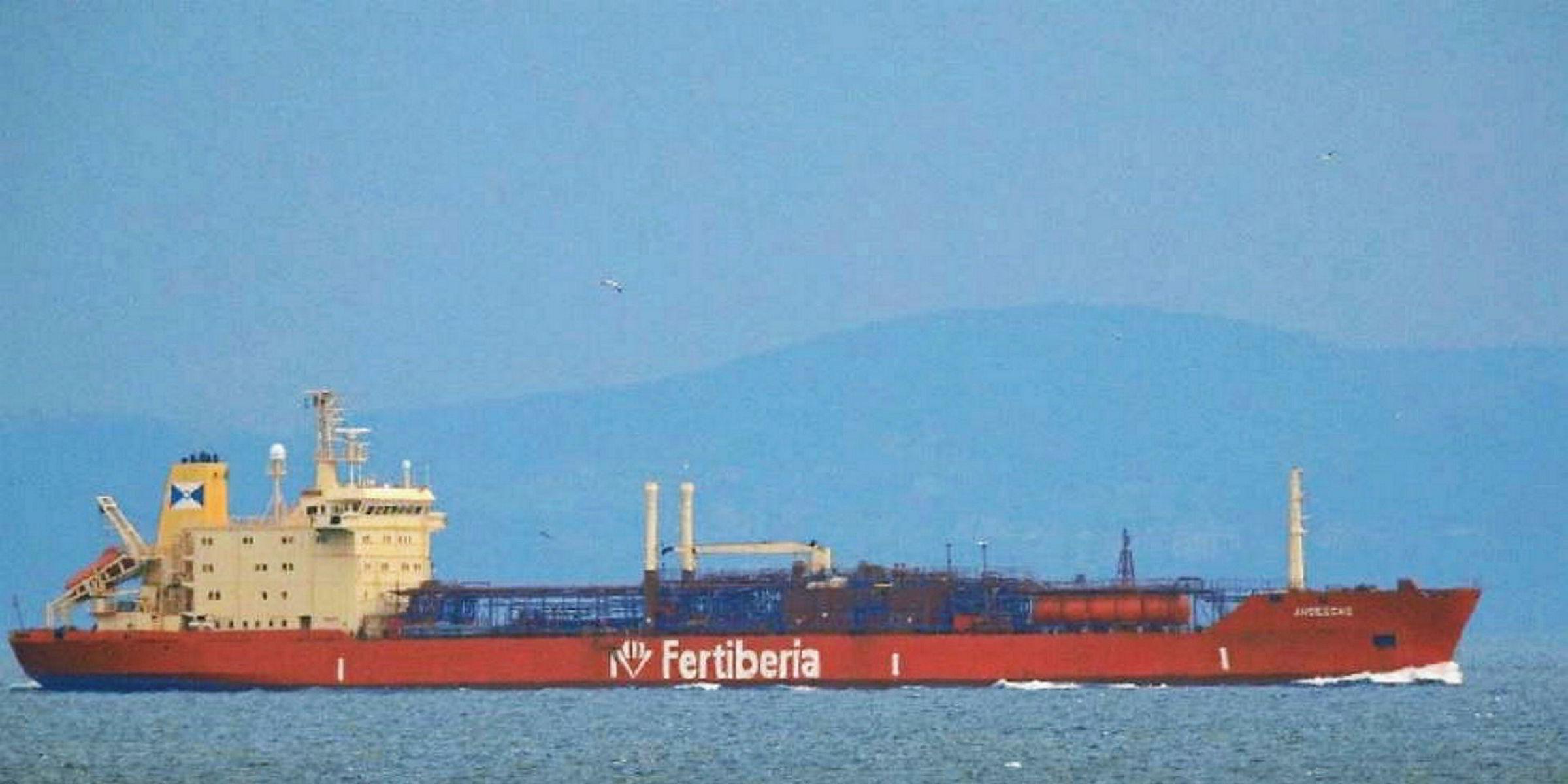 Ultranav linked to demo sale of gas ship | TradeWinds