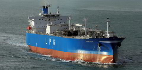Lpg - Latest shipping and maritime news | TradeWinds