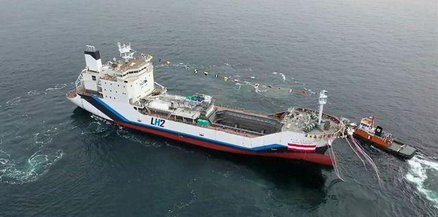 Stapellauf für Japans ambitionierte Wasserstoff-Strategie