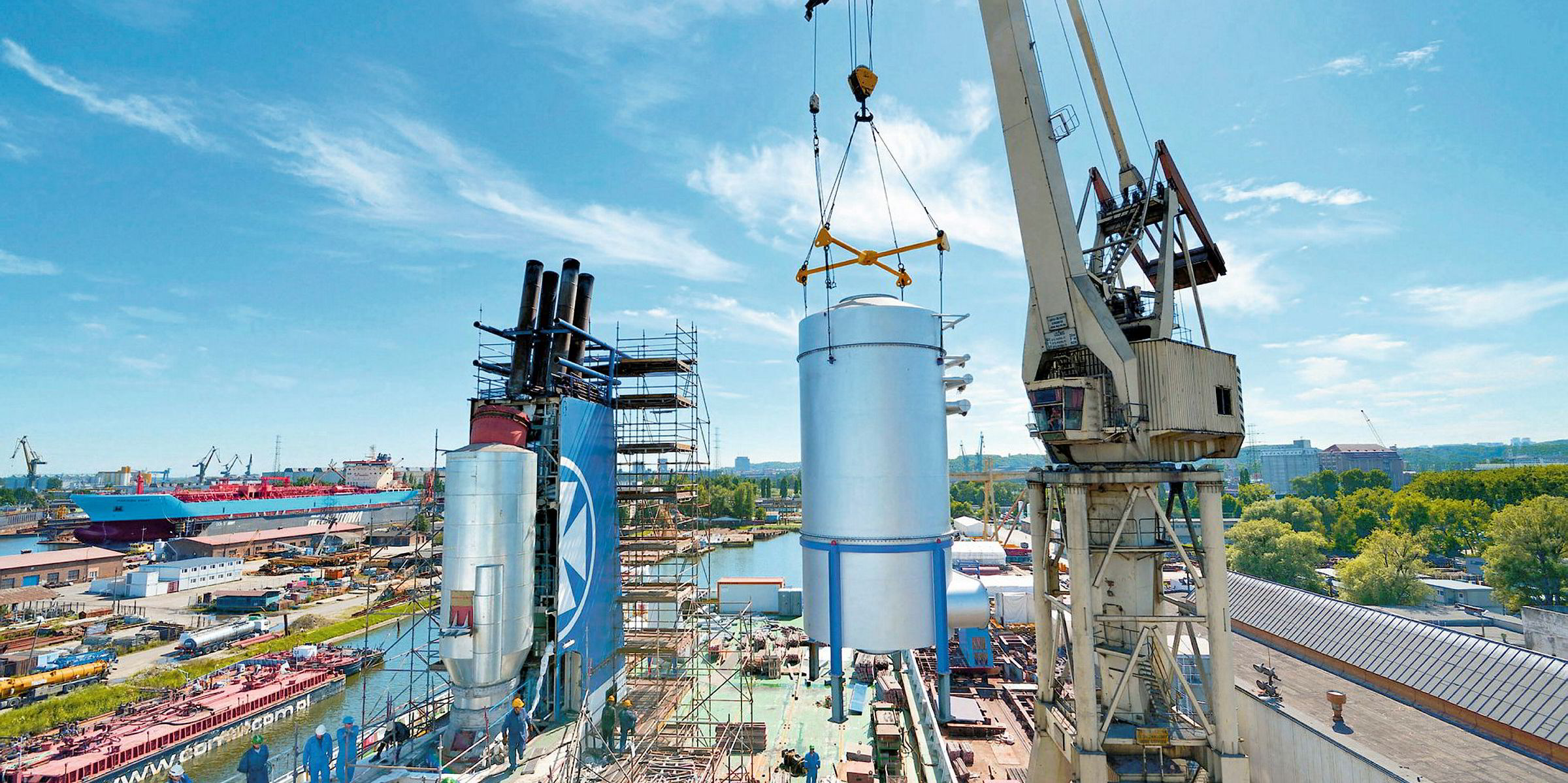 Gas Prices Laval >> Too Early Shipping Investors Have Yet To Price In Scrubbers