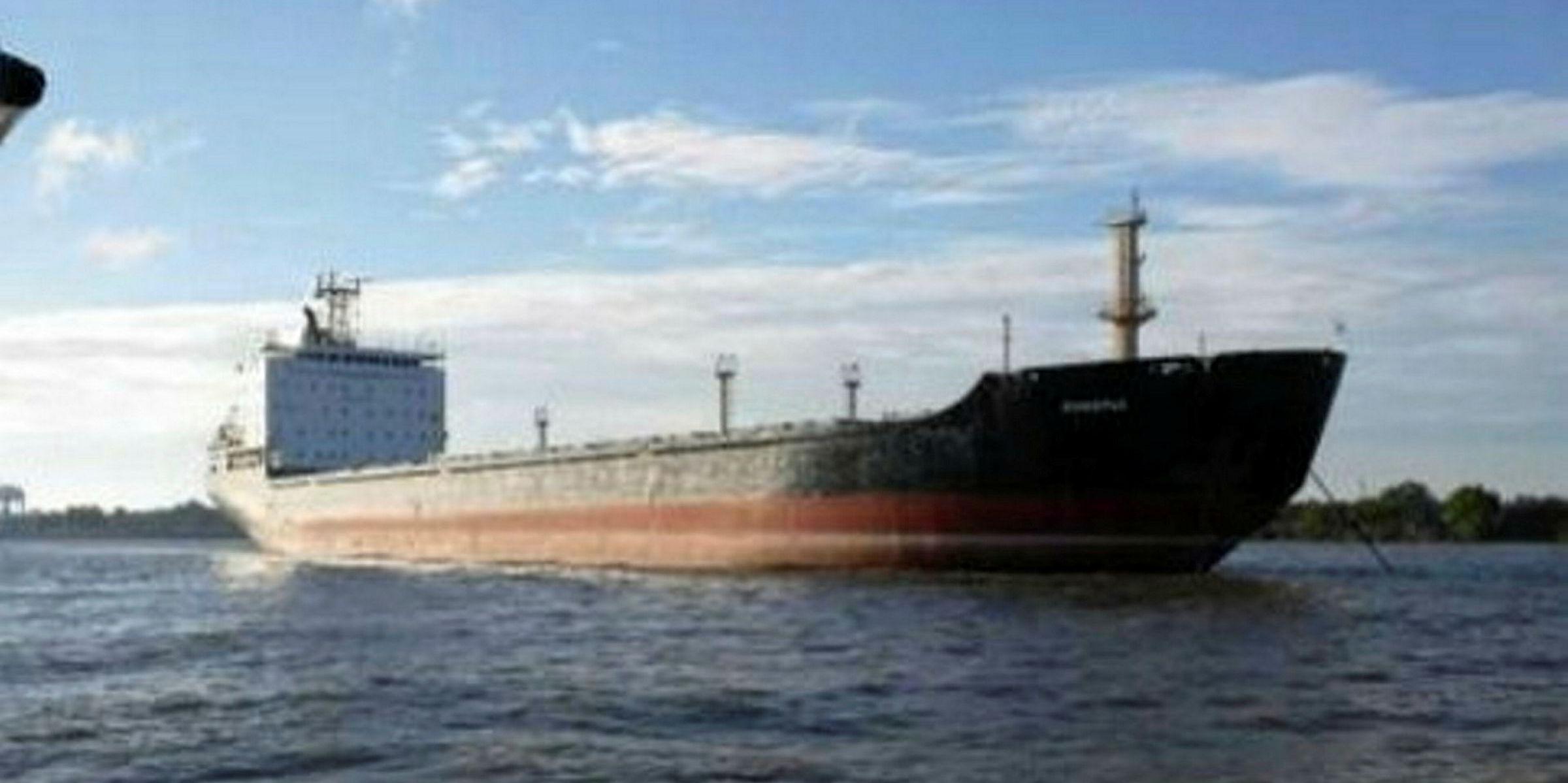 Arrested Murmansk bulker up for auction   TradeWinds