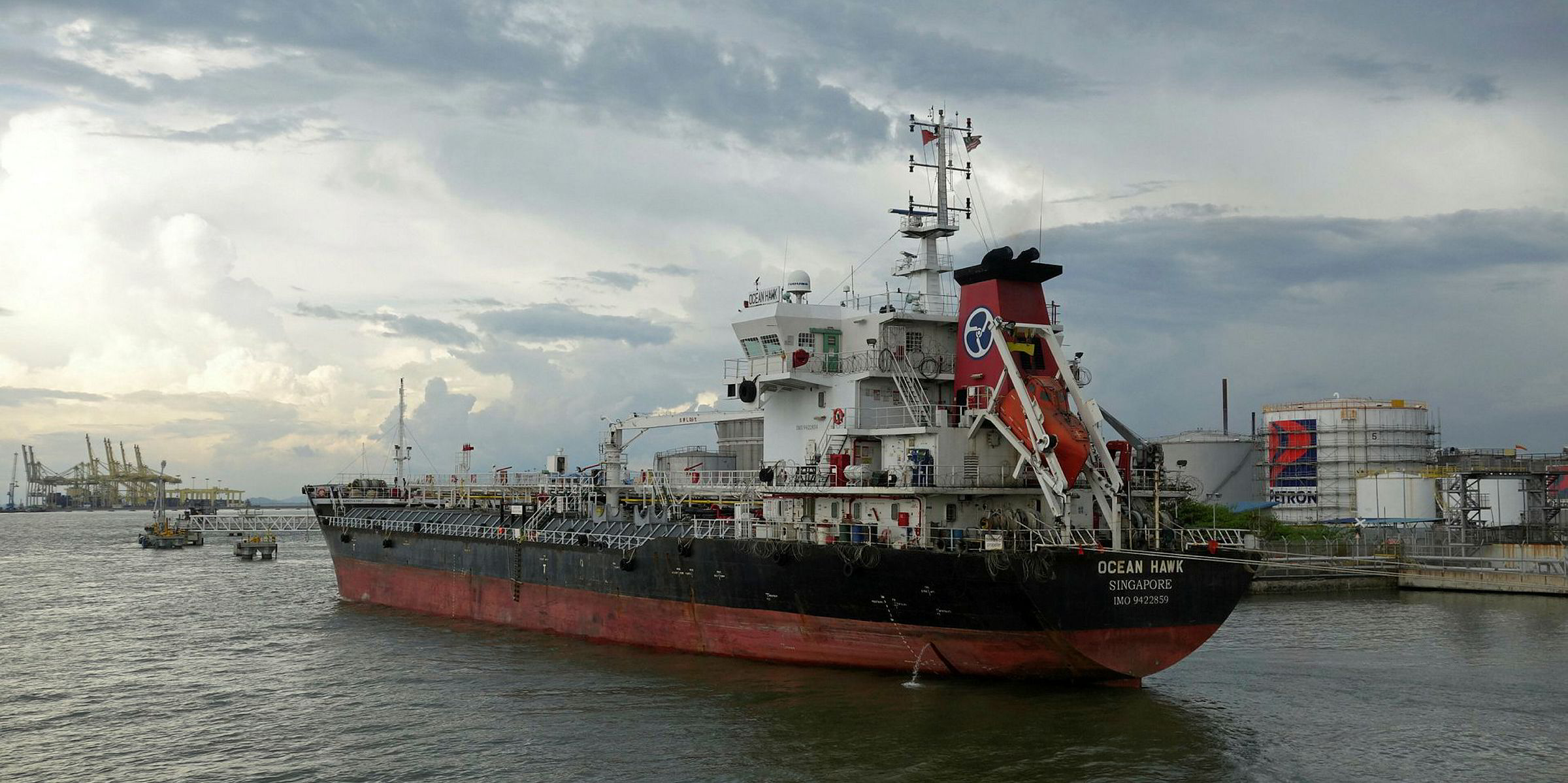 Ocean Tankers beefs up on tiny tankers | TradeWinds