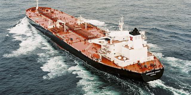 Aframax and LR2 tanker rates bounce | TradeWinds