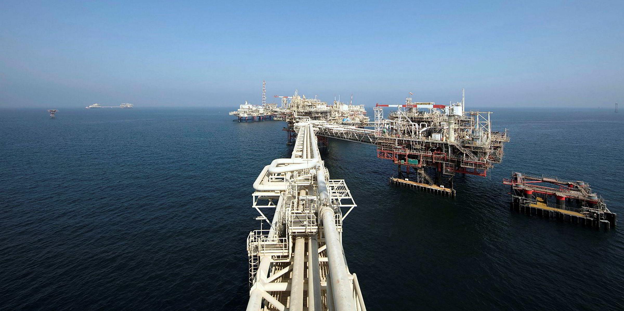 Adnoc sets plans for new Umm Shaif output drive | Upstream