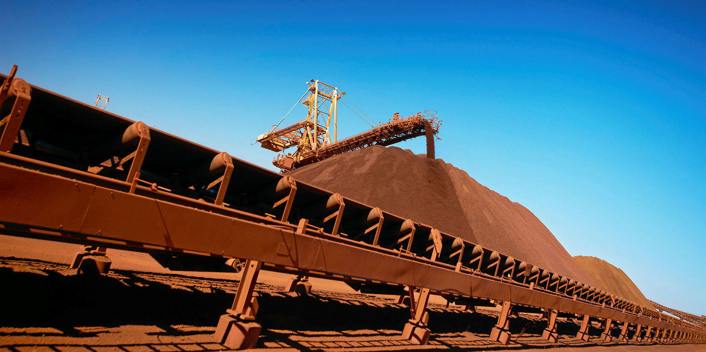 Capesize earnings fall to five-month low after BHP derailment