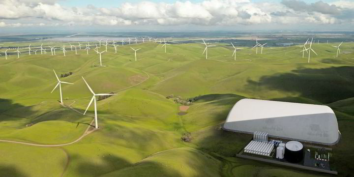 New CO2 battery will make wind and solar dispatchable 'at an unprecedented low price' | Recharge