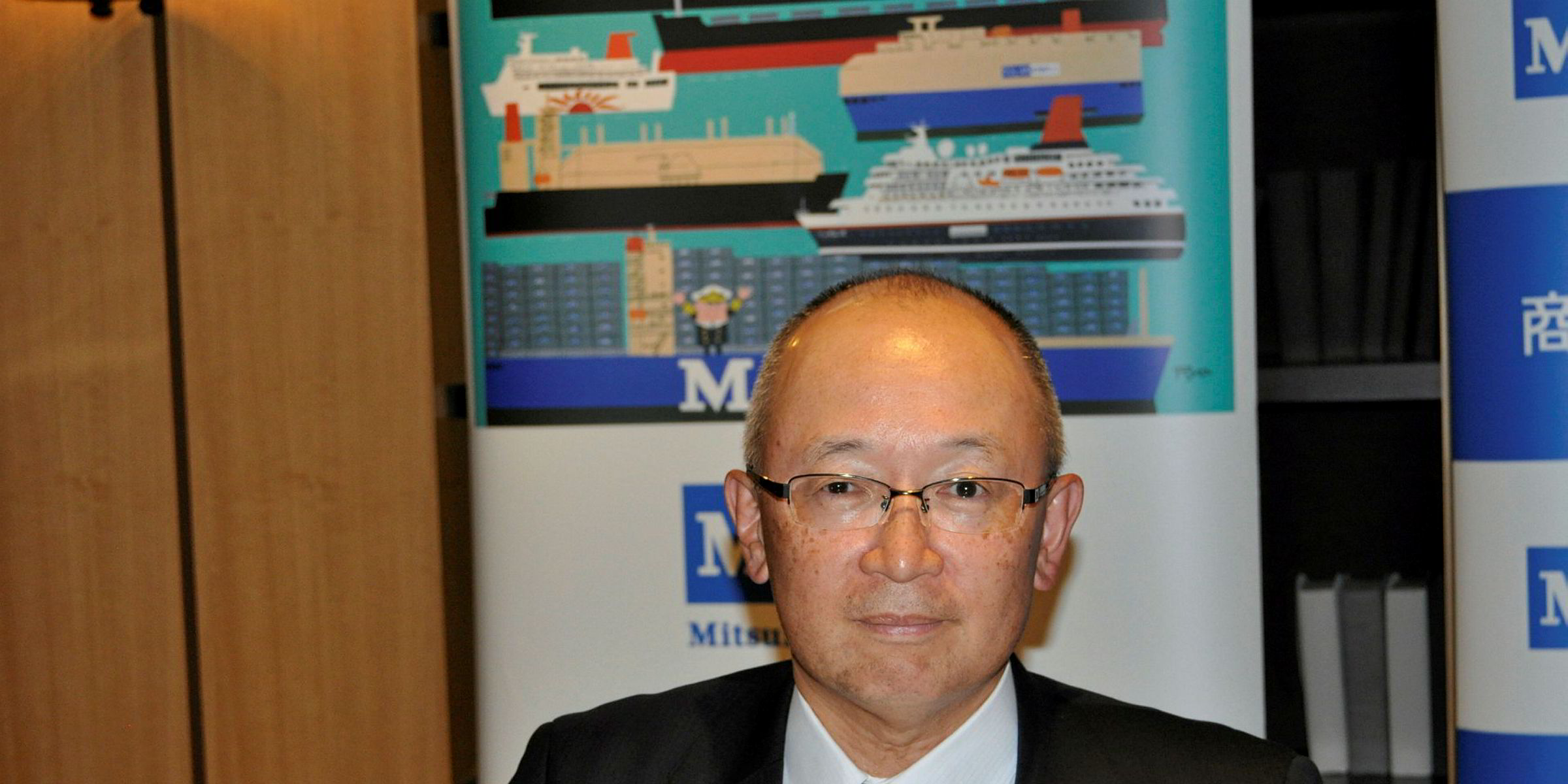 MOL plans to build up 10-vessel FSRU fleet   TradeWinds