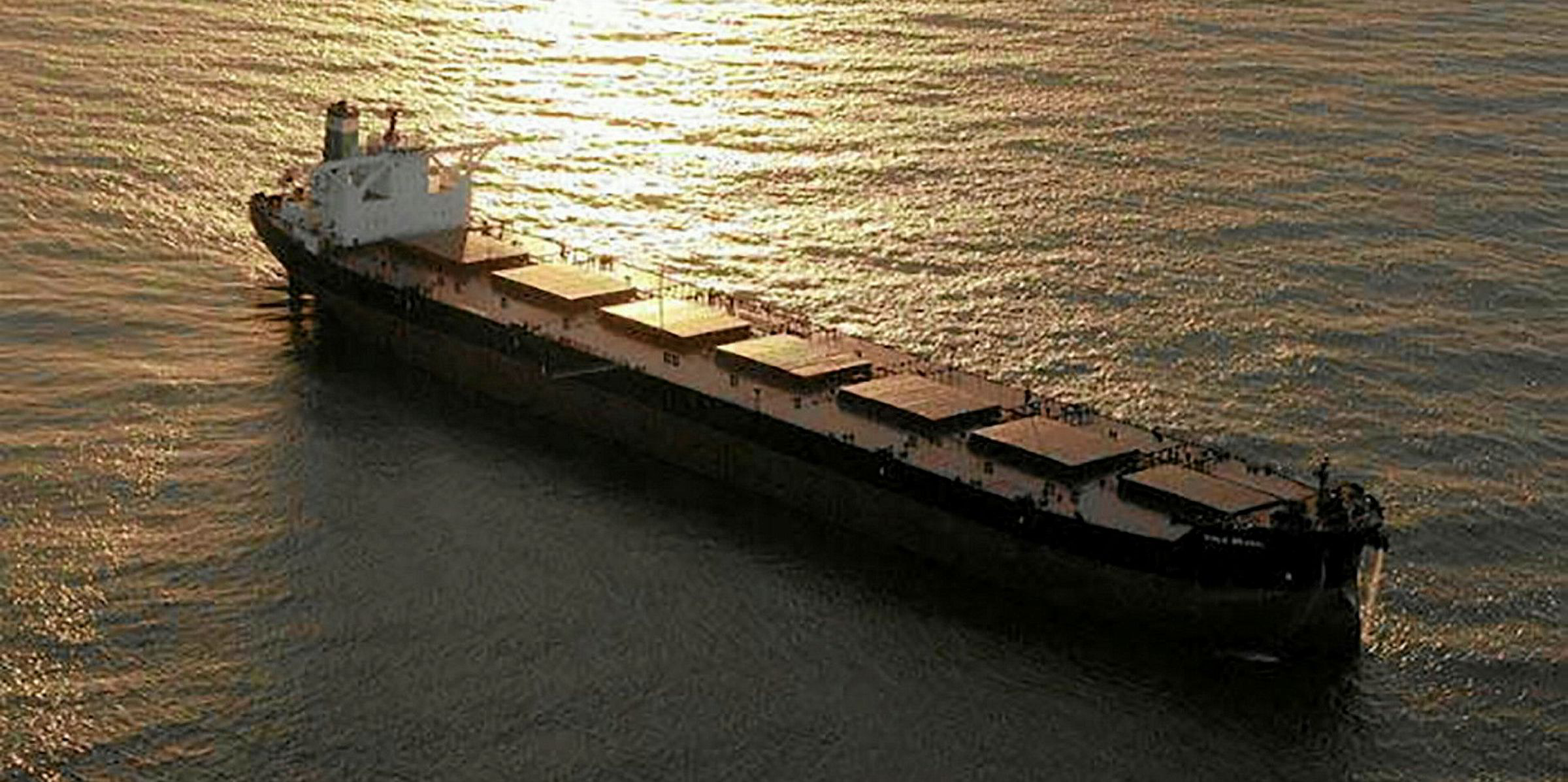 NYK Line sends converted VLOC for scrap in India | TradeWinds