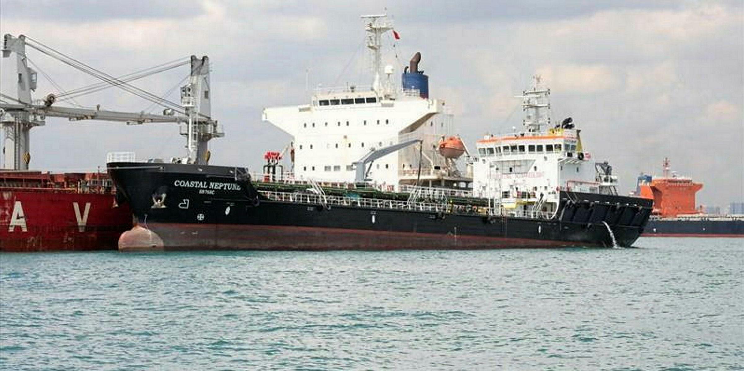DBS arrests third Coastal Oil vessel in Singapore | TradeWinds