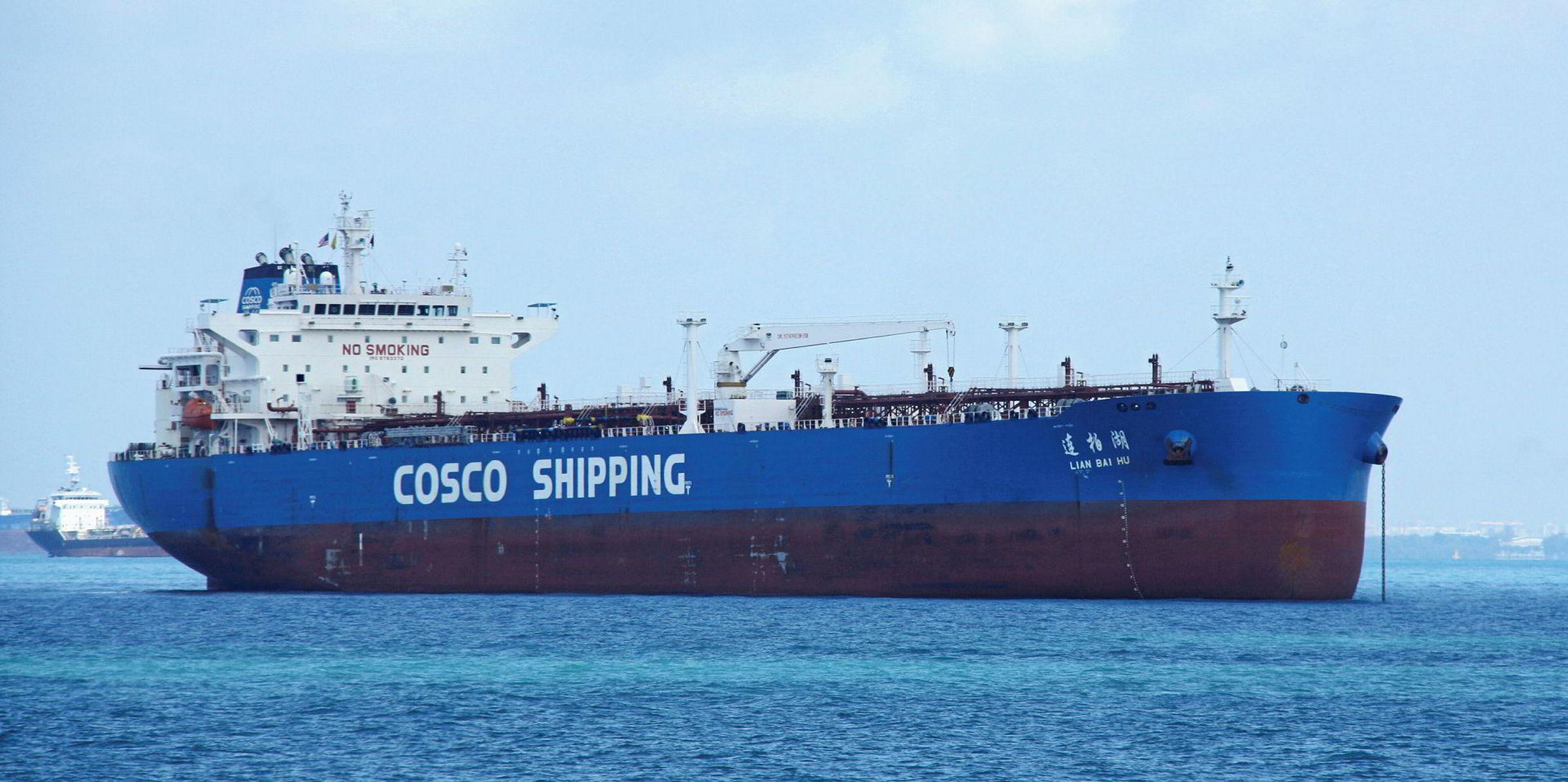 Mỹ cấm tàu chở dầu Trung Quốc làm khủng hoảng thị trường vận chuyển nhiên liệu