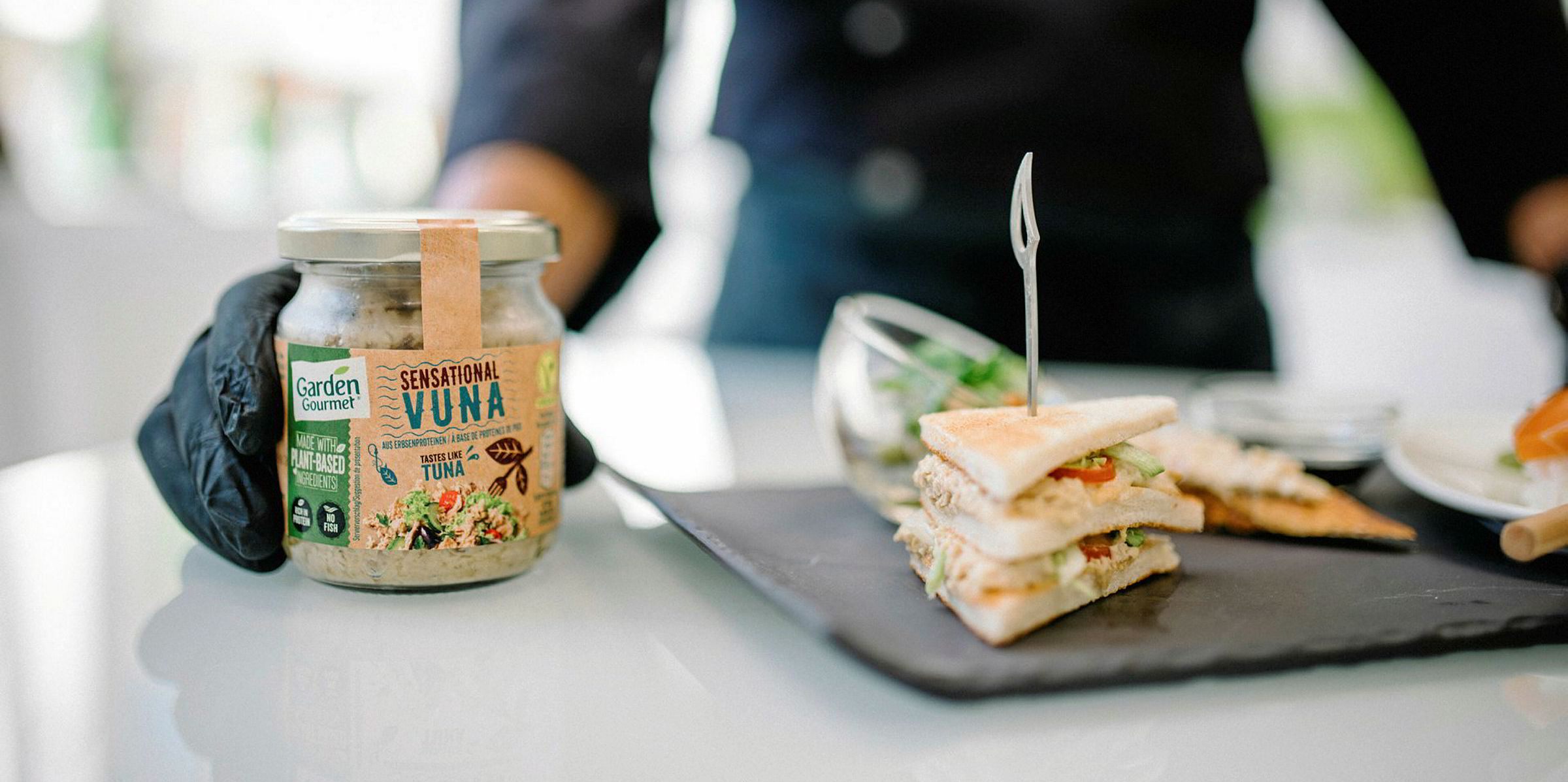 Nestle Introduces Plant-Based Tuna Alternative