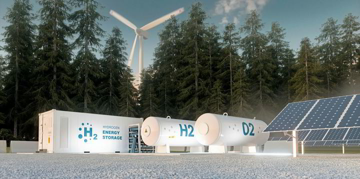 Recharge: EU aims to make green hydrogen cost-competitive within two years: leaked strategy document.