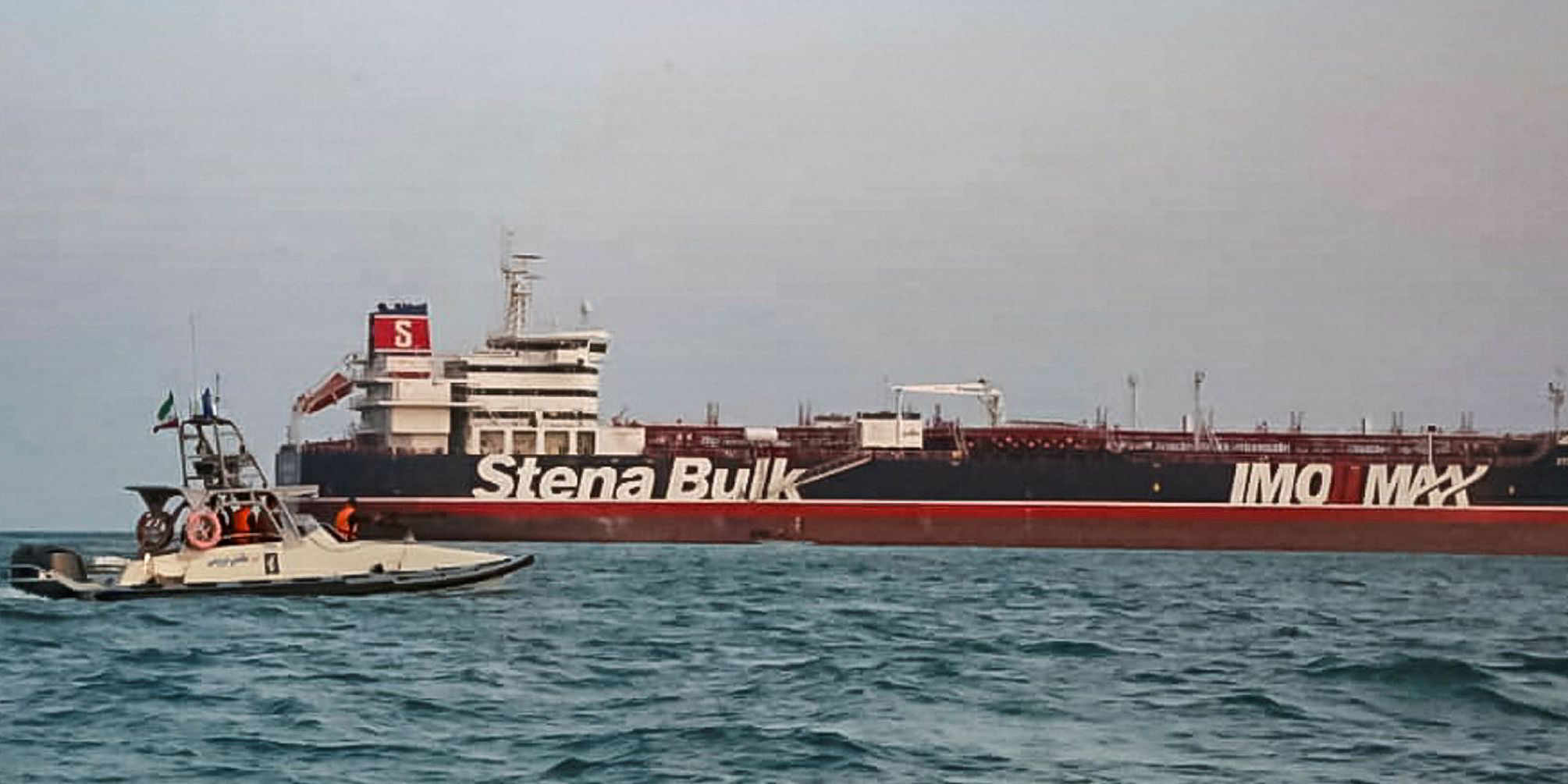 Middle East tension and falling oil demand in tanker 'tug-of