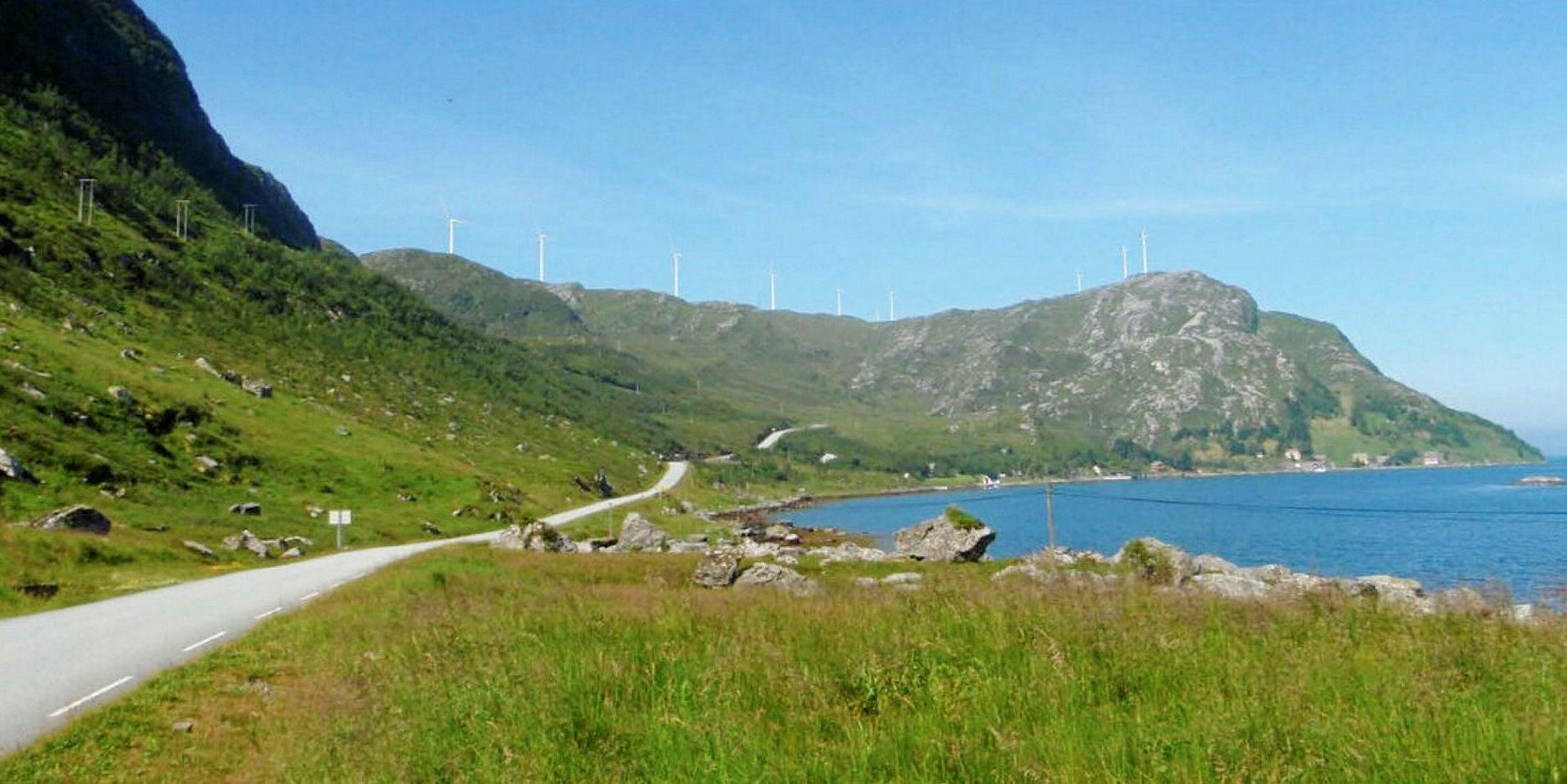 Gir ikke statlig plan til Bremangerlandet vindkraftverk ...