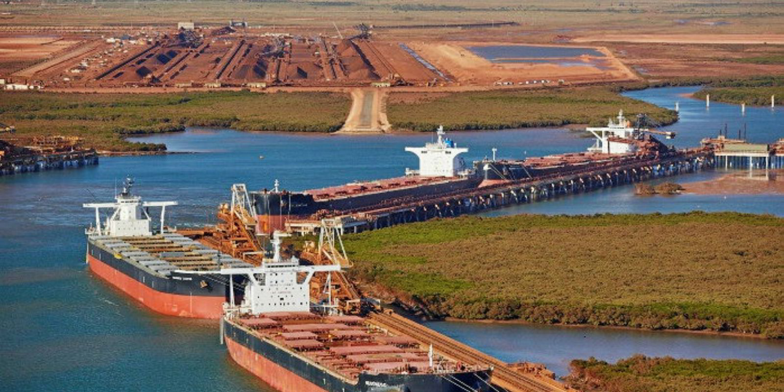 Veronica takes its toll on Pilbara iron ore exports | TradeWinds