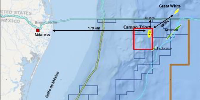 Details For Pemex Trion Jv Unveiled Upstream Online