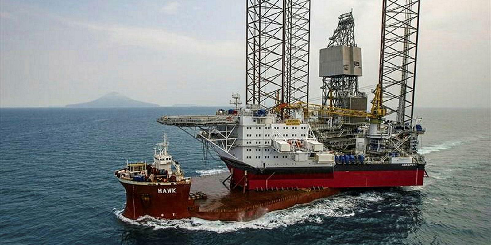 Lawsuit: OHT ship damages Navy newbuild in crash | TradeWinds