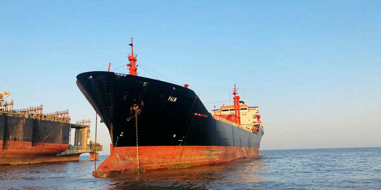 Naftomar scraps elderly LPG carrier | TradeWinds