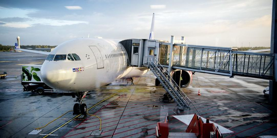 Oslo airport plans $93 million expansion for seafood freight