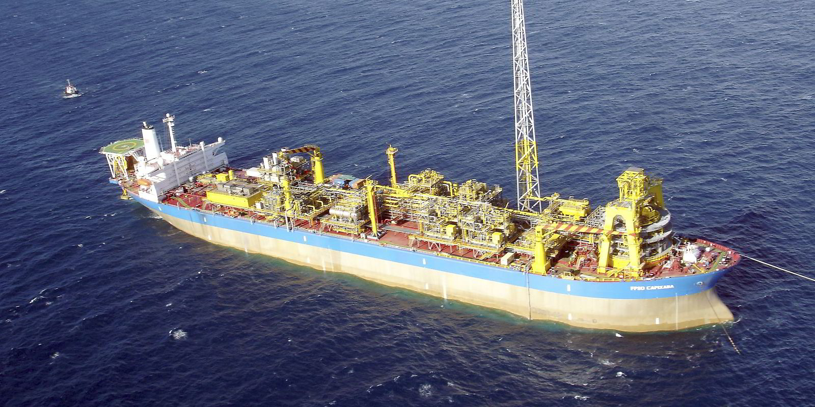 SBM Offshore secures deal with Brazilian authorities