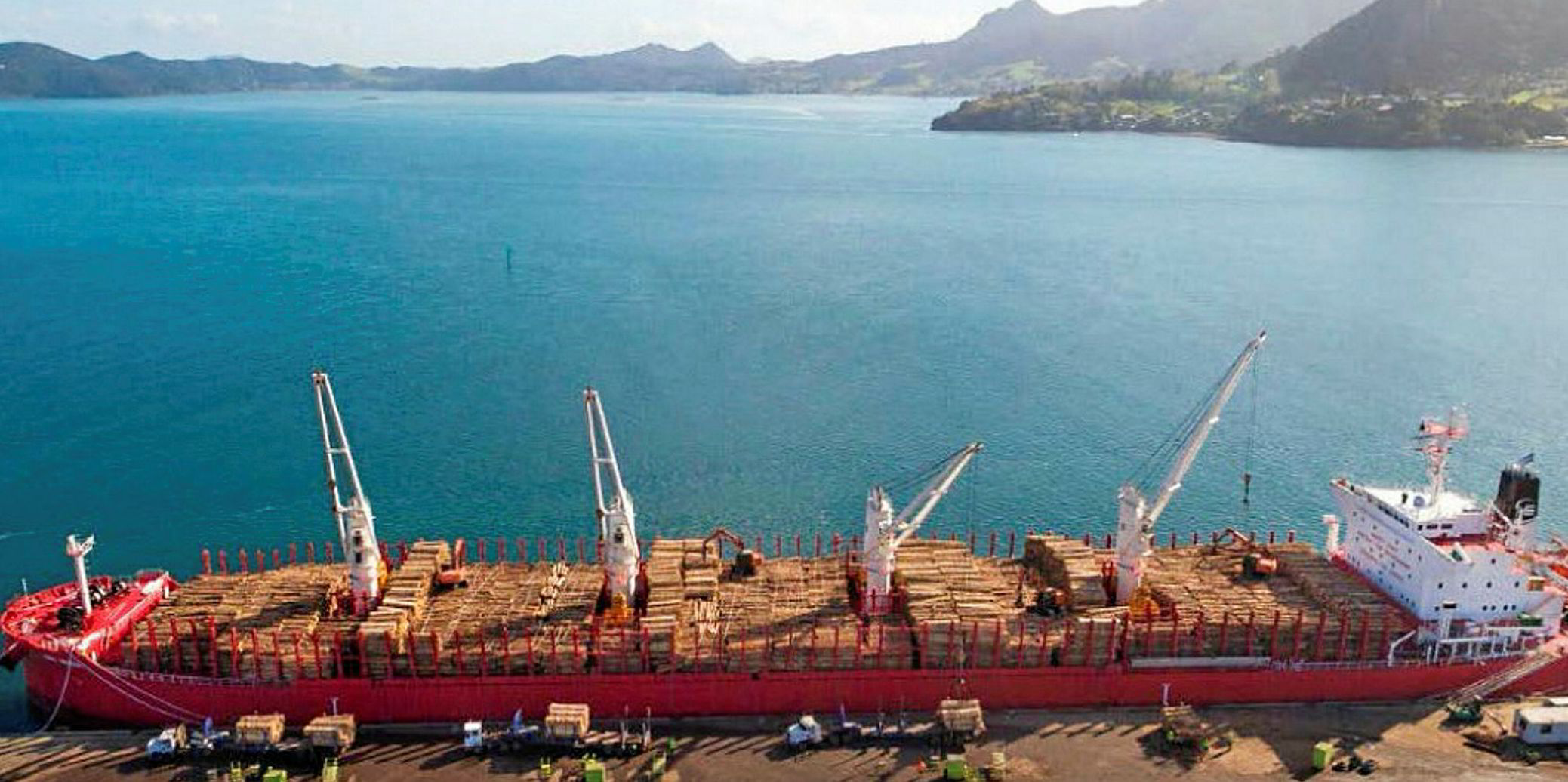 Scorpio Bulkers keeps dividend amid first quarter loss